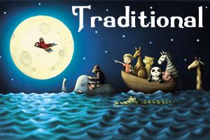 CherieZamazing Traditional